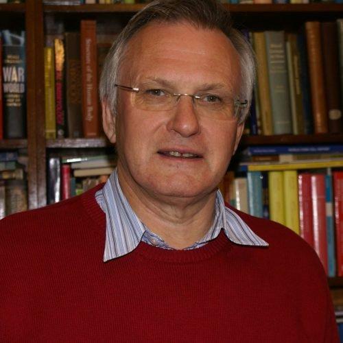 Professor Peter Andrews, University of Sheffield