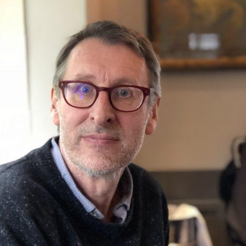 Prof Roger Barker, University of Cambridge