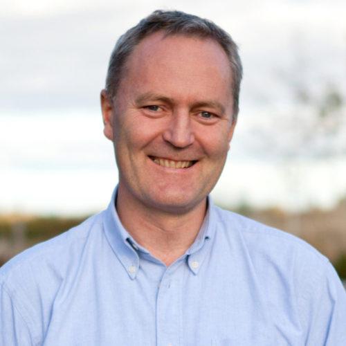 Prof Stuart Forbes, University of Edinburgh