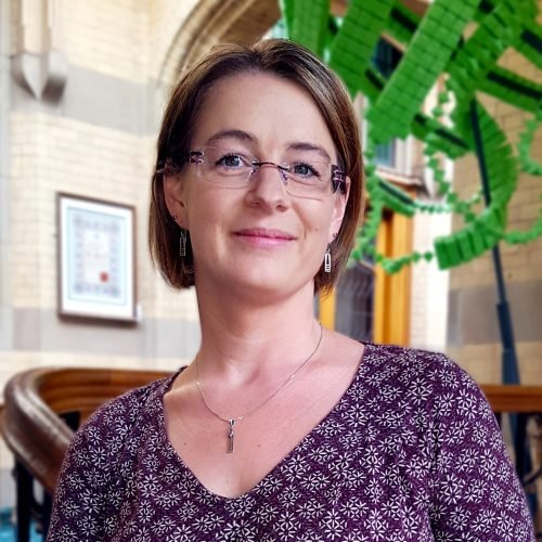 Dr Zoe Hewitt, University of Sheffield