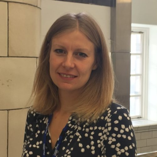 Dr Chloe Stockford, Imperial College London